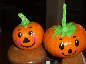 Precious Pumpkins